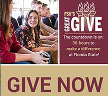 Give to Dedman's FSU Great Give project!